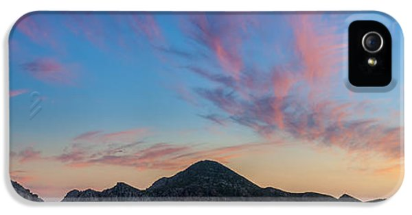 IPhone 5 Case featuring the photograph Sunset Over Cabo by Sebastian Musial