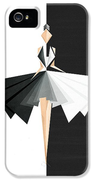 Swan Lake IPhone 5 Case by VessDSign