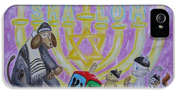 Sweet Shalom IPhone 5 Case