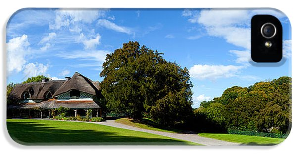 Swiss Cottage Cottage Ornee On A Hill IPhone 5 Case