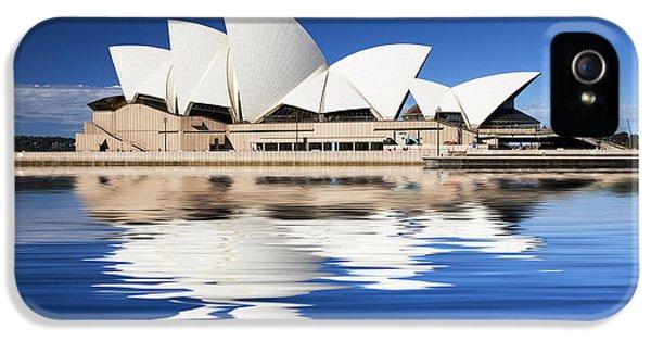 Sydney Icon IPhone 5 Case by Avalon Fine Art Photography