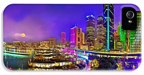Sydney Vivid Festival IPhone 5 Case