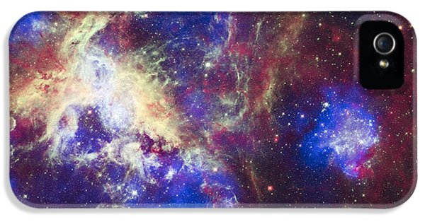 Tarantula Nebula IPhone 5 Case
