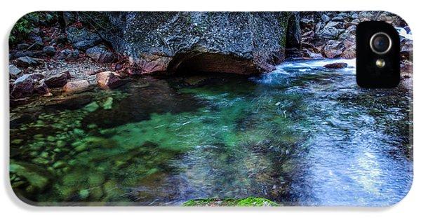 Teneya Creek Yosemite National Park IPhone 5 Case by Scott McGuire