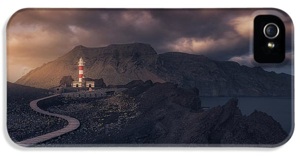 Canary iPhone 5 Case - Tenoa?s Lighthouse by Iv?n Ferrero