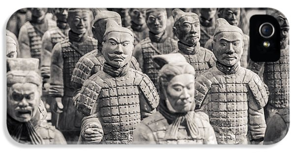 Terracotta Army IPhone 5 Case by Adam Romanowicz