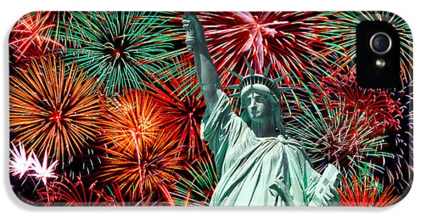 Independance Day IPhone 5 Case