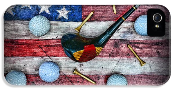 Condor iPhone 5 Case - The All American Golfer by Paul Ward