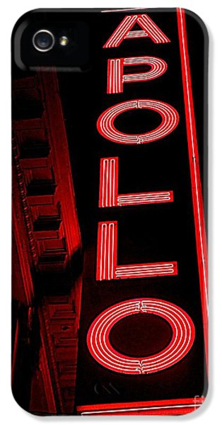 The Apollo IPhone 5 Case by Ed Weidman