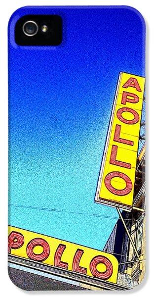 The Apollo IPhone 5 / 5s Case by Gilda Parente