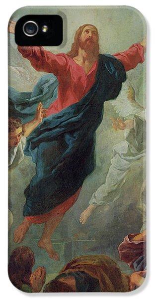 The Ascension IPhone 5 Case by Jean Francois de Troy