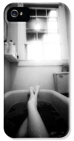The Bath IPhone 5 Case