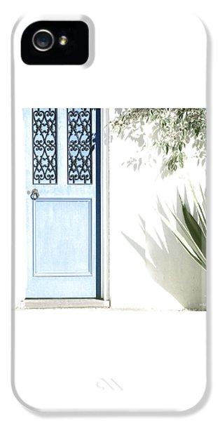 The Blue Door IPhone 5 Case