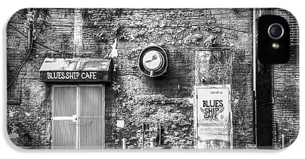 The Blues Ship Cafe IPhone 5 Case by Marvin Spates