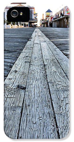 The Boardwalk IPhone 5 Case by JC Findley