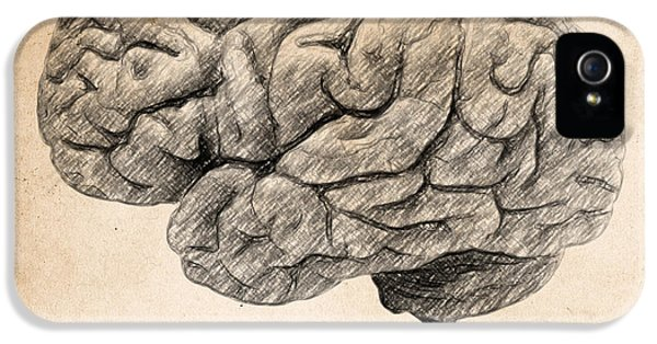 The Brain Is Wider Than The Sky IPhone 5 Case