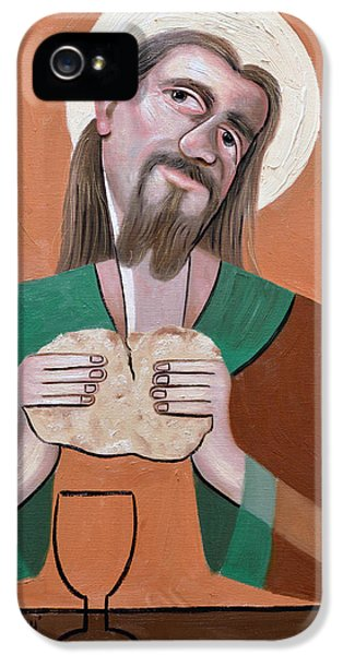 The Bread Of Life IPhone 5 Case