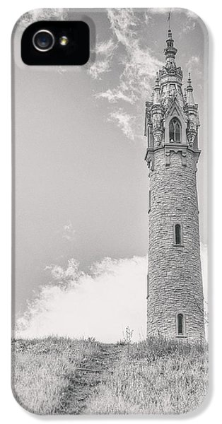 Castle iPhone 5 Case - The Castle Tower by Scott Norris