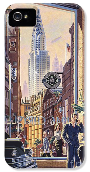 The Chrysler IPhone 5 Case