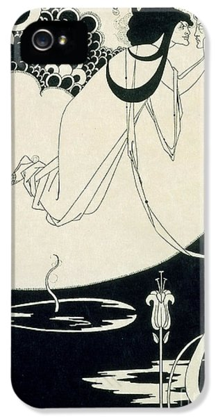 The Climax IPhone 5 Case by Aubrey Beardsley