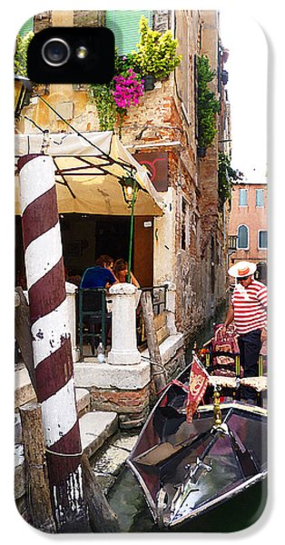 The Colors Of Venice IPhone 5 Case