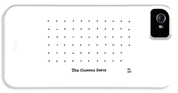 The Comma Sutra. Images Of Commas In Different IPhone 5 Case