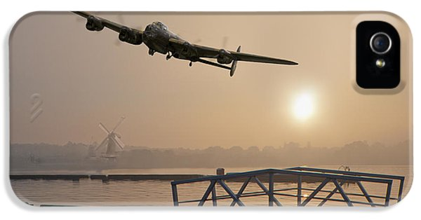The Dambusters - Last One Home IPhone 5 Case