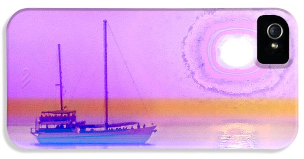 iPhone 5 Case - The Drifters Dream by Holly Kempe