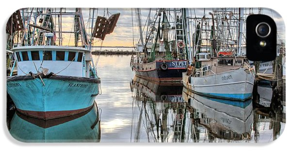 The Fleet IPhone 5 Case by JC Findley
