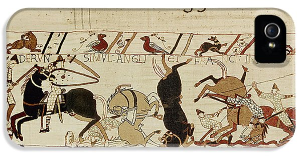 The Bayeux Tapestry IPhone 5 Case by French School