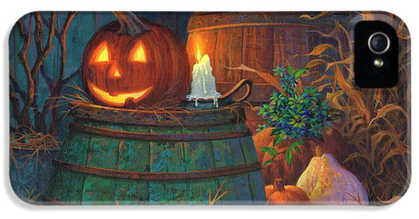 The Great Pumpkin IPhone 5 Case