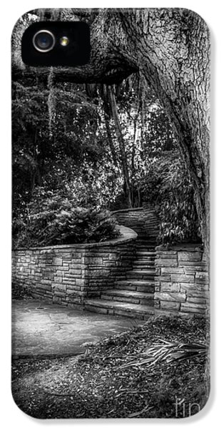 The Hidden Steps 1 IPhone 5 Case by Marvin Spates