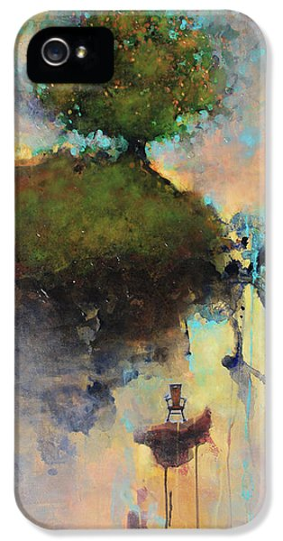 Landscape iPhone 5 Case - The Hiding Place by Joshua Smith