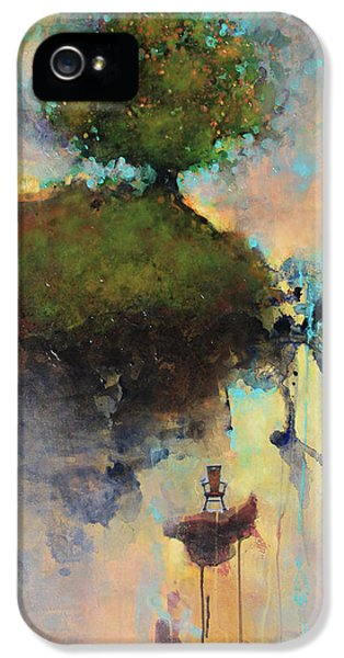 The Hiding Place IPhone 5 Case by Joshua Smith