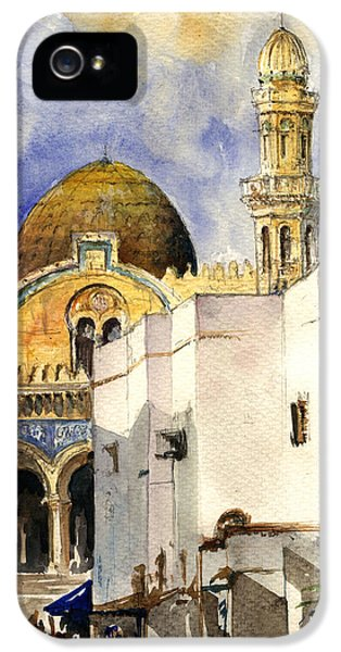 The Ketchaoua Mosque IPhone 5 Case