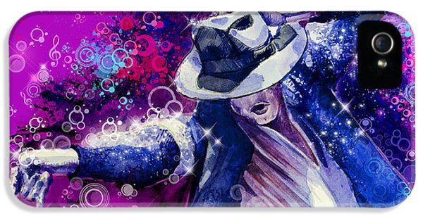 The King 2 IPhone 5 Case by Bekim Art