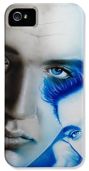 Elvis Presley - ' The King ' IPhone 5 Case