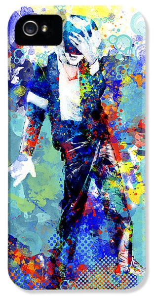 The King IPhone 5 Case by Bekim Art