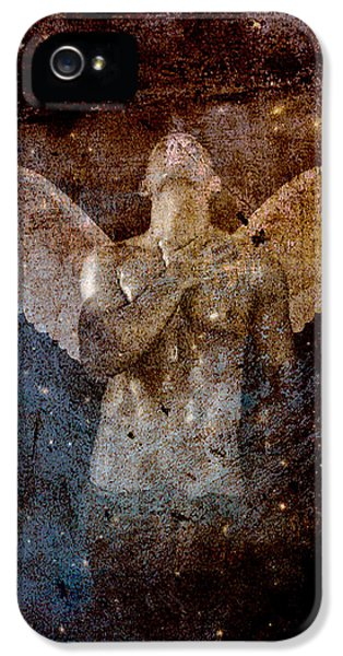 The Last Time  IPhone 5 Case by Mark Ashkenazi