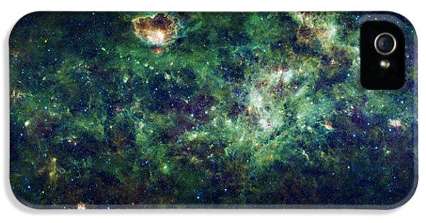 The Milky Way IPhone 5 Case by Adam Romanowicz