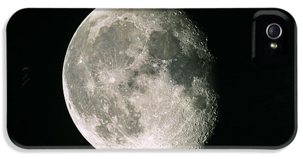 The Occultation Of Aldebaran By The Moon IPhone 5 Case by John Chumack