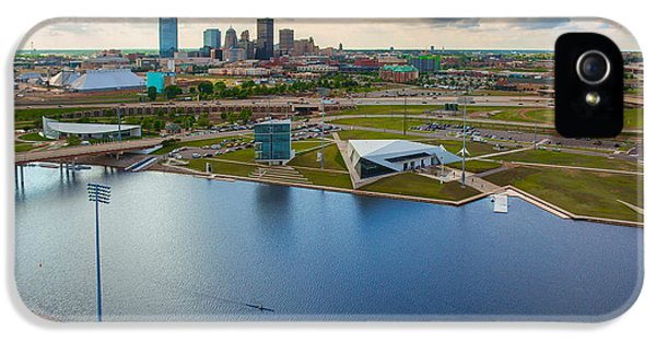 The Oklahoma River IPhone 5 Case