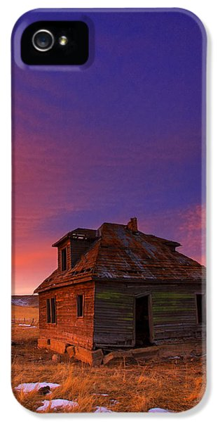 The Old House IPhone 5 Case