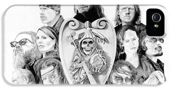 The Reaper Crew IPhone 5 Case