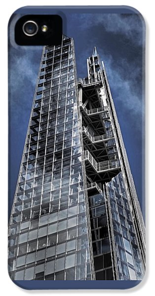 The Shards Of The Shard IPhone 5 / 5s Case by Rona Black
