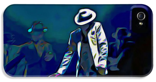The Smooth Criminal IPhone 5 / 5s Case by  Fli Art