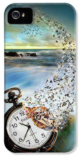 The Vanishing Time IPhone 5 Case