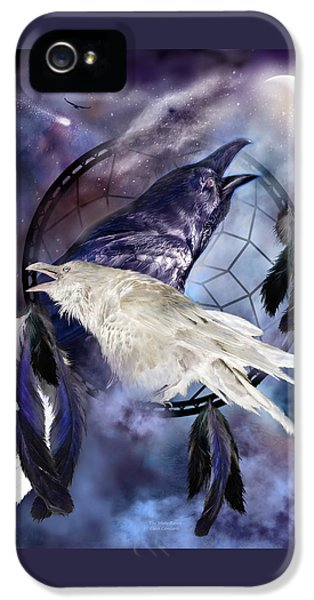 The White Raven IPhone 5 Case