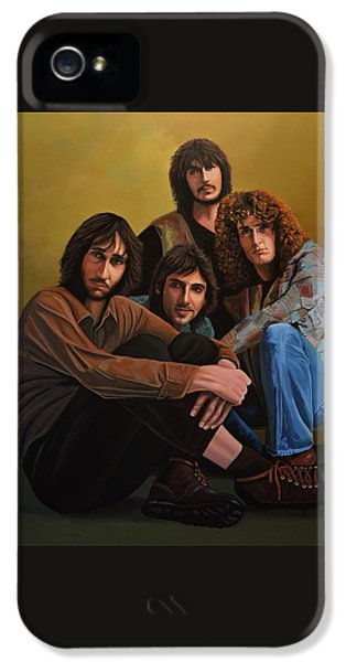 The Who IPhone 5 Case by Paul Meijering