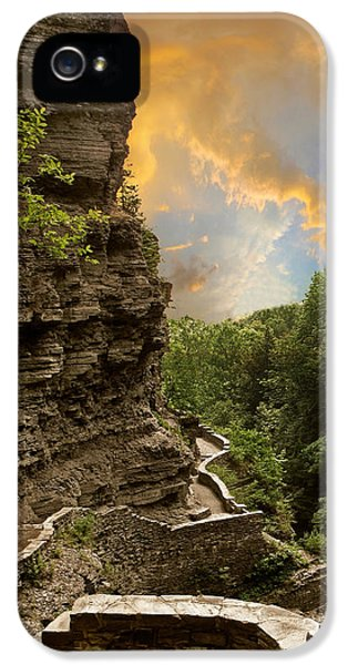 The Winding Trail IPhone 5 Case